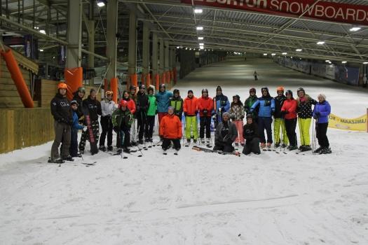 Sneeuwsporten